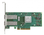 Mellanox ConnectX-5 EN network interface card, 10/25 Gbe dual-port, SFP28,  PCIe3.0 x8, tall bracket, ROHS R6